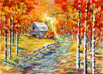 Leonard Shane - Fall Colors Come Alive