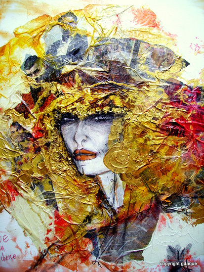 Opere D'arte >> Guillard Dominique Gdaque >> dell Ardèche (sold out)
