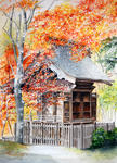 Marie-Claire Houmeau - Autunno in Sapporo