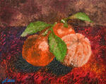 Luxo Fine Art - La bellezza all interno della serie--Citrus Tangerine-