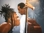 Galerie Tallani - dee bridgewater dee e ray in marrone