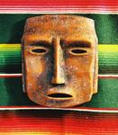 Michael L. Selley - Olmec Ispirato Maschera
