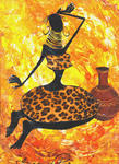 African Art Consult Art Centre And Gallery - Bellezza africana