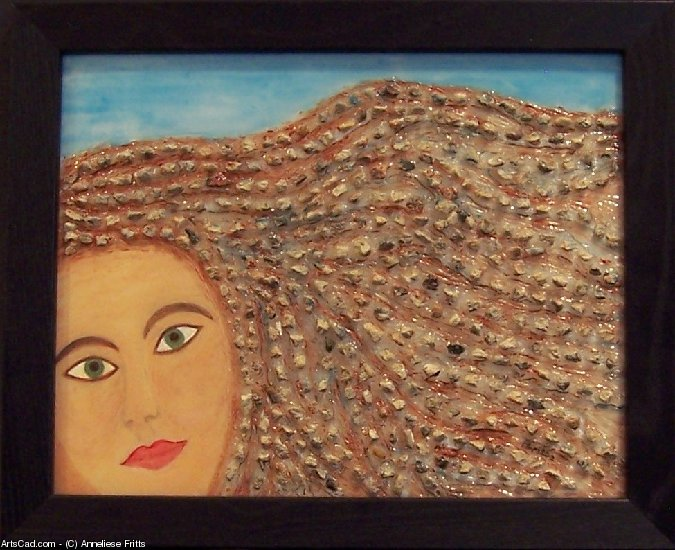 Opere D'arte >> Anneliese Fritts >> capelli