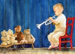 Phil Hilton - Teddy Bear Concerto