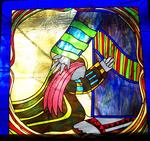 Suncatcher Creations Stained Glass - Dopo Ti adoro