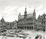 Ian Winslow Rees - II Grand Place Bruxelles