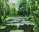 Yudin Yury - Green Magic Giverny