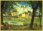 Classical Indian Art Gallery - Da - sisley alfred - Stampa