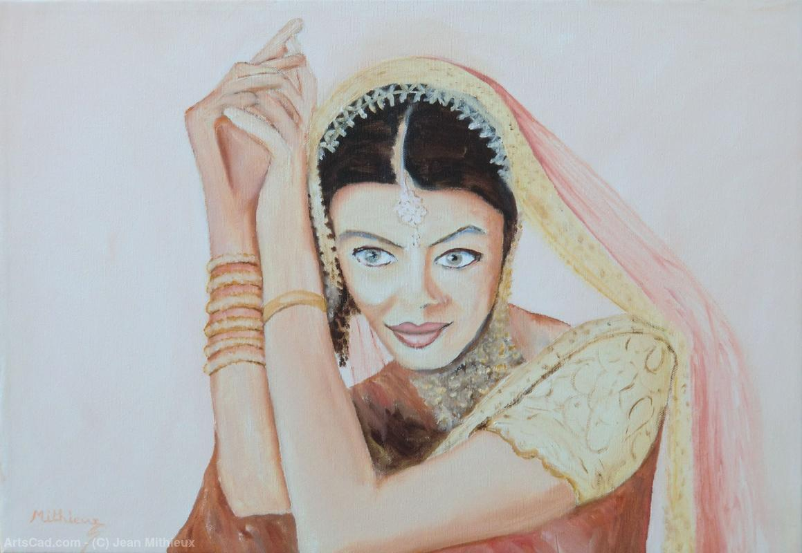Opere D'arte >> Jean Mithieux >> Aishwarya