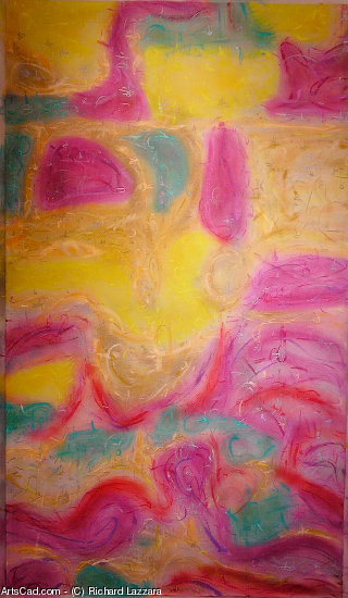 Opere D'arte >> Richard Lazzara >> arte massa