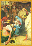 Classical Indian Art Gallery - a memoria -   pieter bruegel  -   stampa