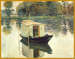 Classical Indian Art Gallery - Da - Claude-Oscar Monet - Stampa