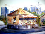 Inspirational Paintings - VECCHIO E NUOVO BRISBANE