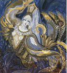 Maria Fedorova - Golden Bird Sirin. 1992
